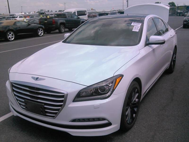 2016 Hyundai Genesis AWD 3.8L 4dr Sedan - Newark NJ