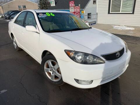 2006 Toyota Camry for sale at OZ BROTHERS AUTO in Webster NY