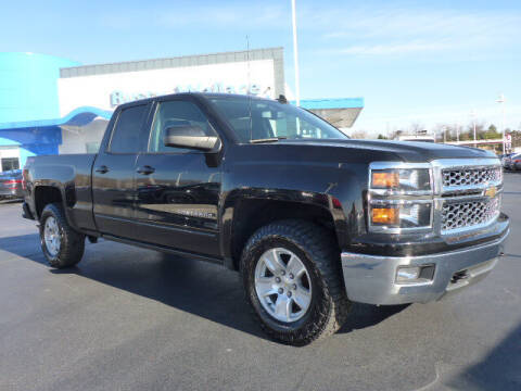 2015 Chevrolet Silverado 1500 for sale at RUSTY WALLACE HONDA in Knoxville TN