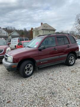 2003 Chevrolet Tracker for sale at PUTNAM AUTO SALES INC in Marietta OH