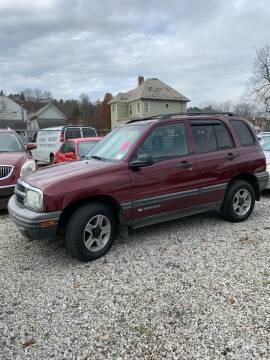 2003 Chevrolet Tracker for sale at PUTNAM AUTO SALES INC in Marietta OH