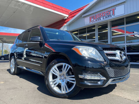 2015 Mercedes-Benz GLK for sale at Furrst Class Cars LLC  - Independence Blvd. in Charlotte NC