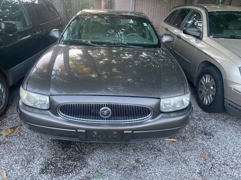 2002 Buick LeSabre for sale at Cars Now KC in Kansas City MO