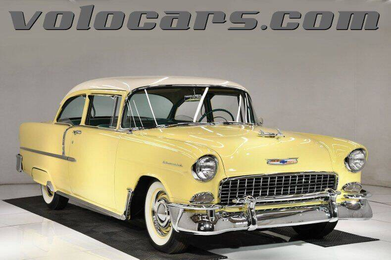 1955 Chevrolet 210 for sale in Volo, IL