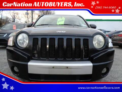 2007 Jeep Compass for sale at CarNation AUTOBUYERS Inc. in Rockville Centre NY