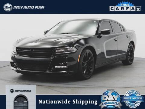 2017 Dodge Charger for sale at INDY AUTO MAN in Indianapolis IN