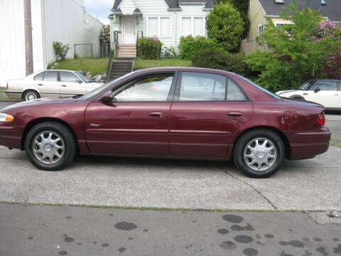 2001 Buick Regal for sale at UNIVERSITY MOTORSPORTS in Seattle WA