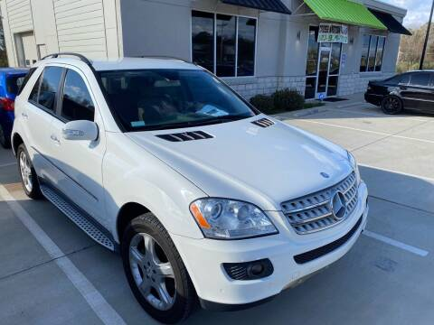 2007 Mercedes-Benz M-Class for sale at Cross Motor Group in Rock Hill SC
