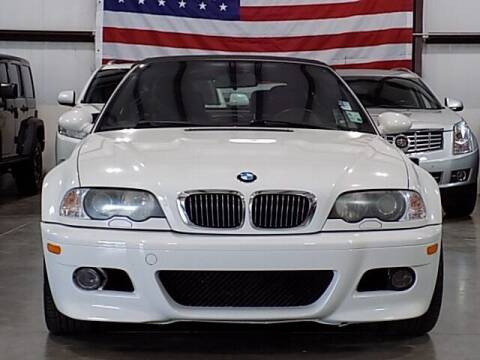 2005 BMW M3 for sale at Texas Motor Sport in Houston TX