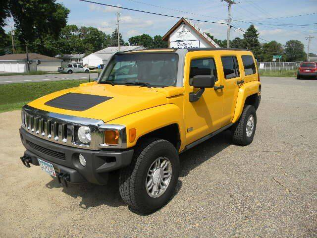 2007 HUMMER H3 for sale at Northwest Auto Sales in Farmington MN