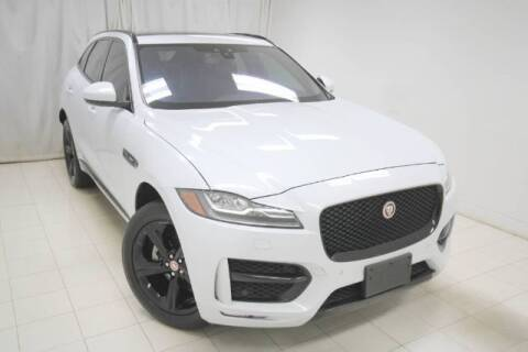 2017 Jaguar F-PACE for sale at EMG AUTO SALES in Avenel NJ