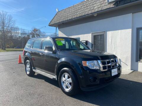 2011 Ford Escape for sale at Vantage Auto Group in Tinton Falls NJ