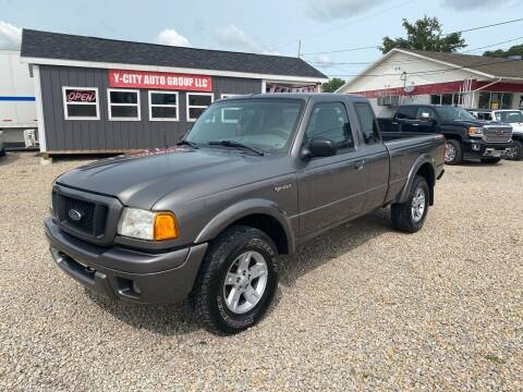 2005 Ford Ranger for sale at Y City Auto Group in Zanesville OH