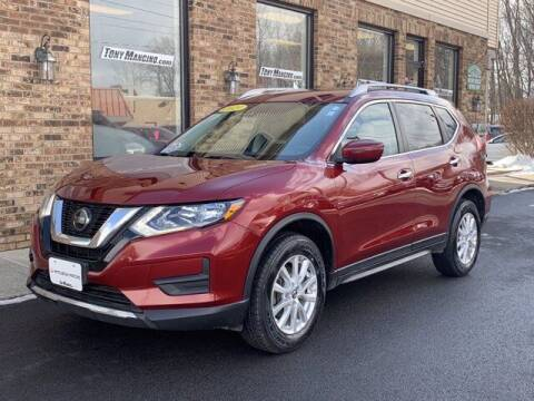 2019 Nissan Rogue for sale at The King of Credit in Clifton Park NY