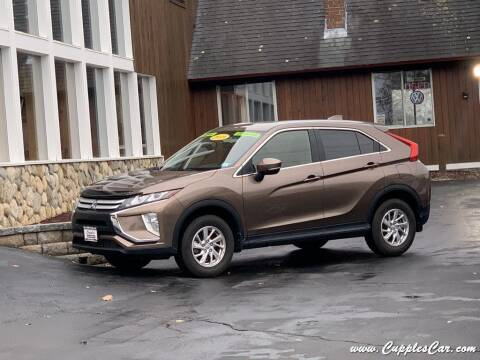 2019 Mitsubishi Eclipse Cross for sale at Cupples Car Company in Belmont NH