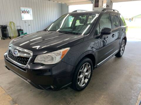 2015 Subaru Forester for sale at Bennett Motors, Inc. in Mayfield KY