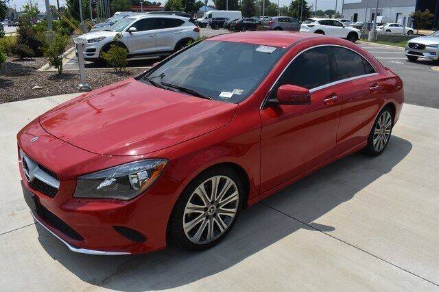 2018 Mercedes-Benz CLA for sale in Fayetteville, NC