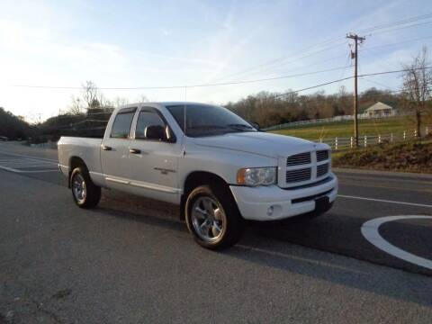 2004 Dodge Ram Pickup 1500 for sale at Car Depot Auto Sales Inc in Seymour TN