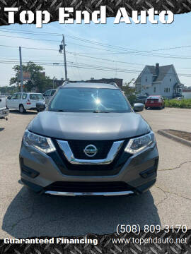 2017 Nissan Rogue for sale at Top End Auto in North Attleboro MA