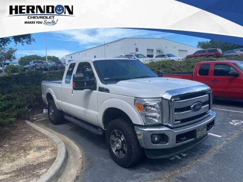 2015 Ford F-250 Super Duty for sale at Herndon Chevrolet in Lexington SC