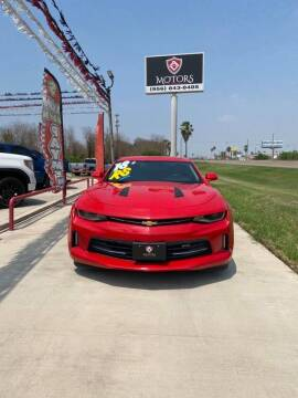 2018 Chevrolet Camaro for sale at A & V MOTORS in Hidalgo TX