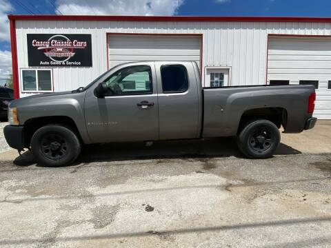 2008 Chevrolet Silverado 1500 for sale at Casey Classic Cars in Casey IL