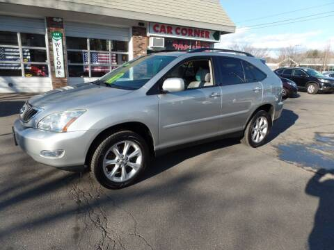 2009 Lexus RX 350 for sale at CAR CORNER RETAIL SALES in Manchester CT