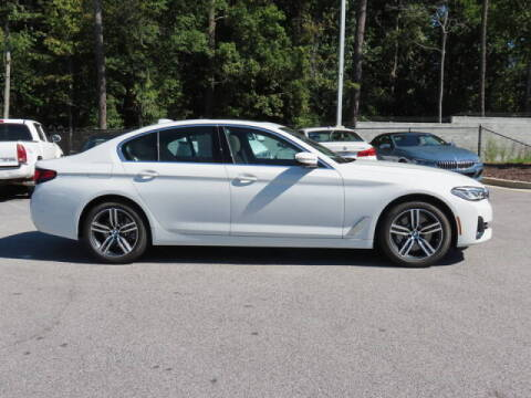 2021 BMW 5 Series for sale at Southern Auto Solutions - BMW of South Atlanta in Marietta GA
