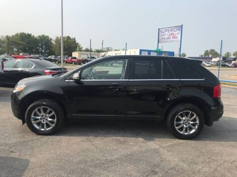 2013 Ford Edge for sale at Superior Used Cars LLC in Claremore OK