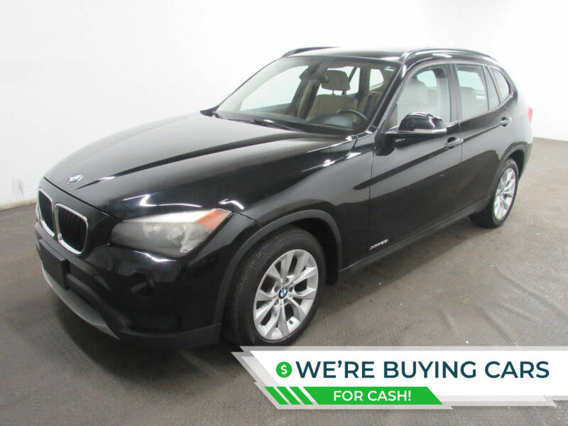 2015 BMW X1 for sale at Automotive Connection in Fairfield OH