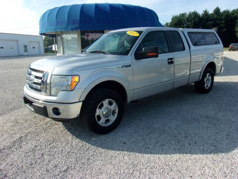 2012 Ford F-150 for sale at Marty Hart's Auto Sales in Sturgis MI