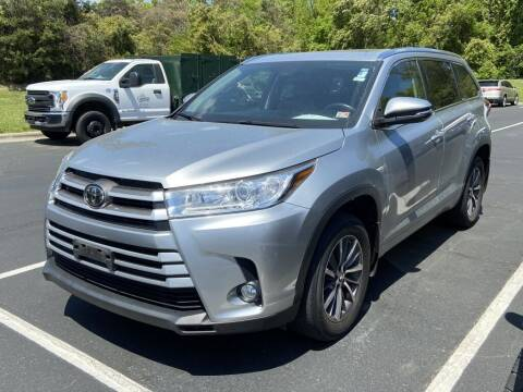 2017 Toyota Highlander for sale at Stearns Ford in Burlington NC