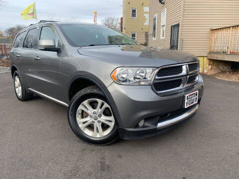 2012 Dodge Durango for sale at PRNDL Auto Group in Irvington NJ