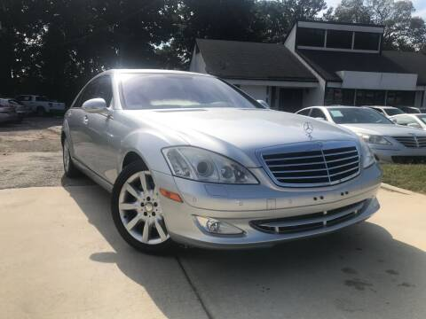 2008 Mercedes-Benz S-Class for sale at Alpha Car Land LLC in Snellville GA