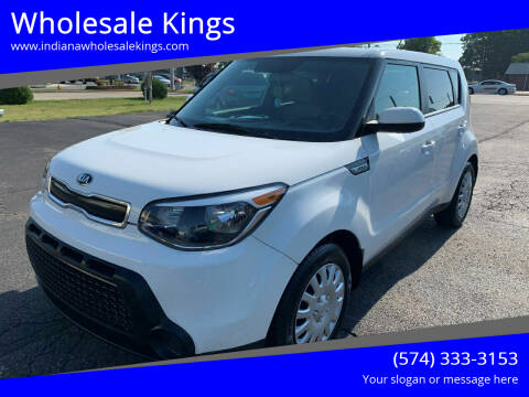 2015 Kia Soul for sale at Wholesale Kings in Elkhart IN
