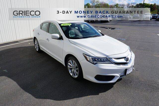 2018 Acura ILX for sale in Seekonk, MA
