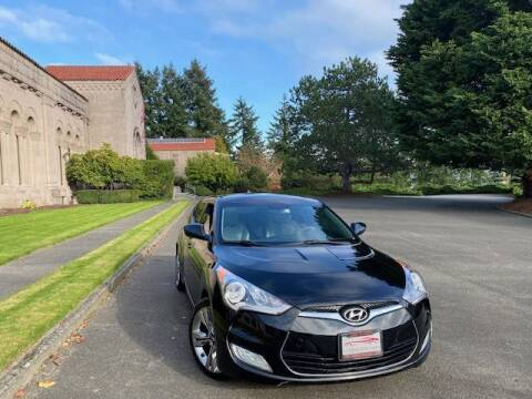 2013 Hyundai Veloster for sale at EZ Deals Auto in Seattle WA