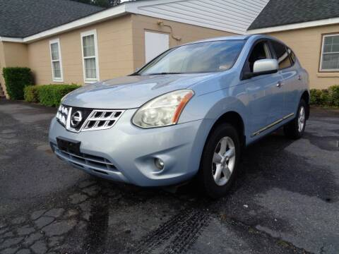 2013 Nissan Rogue for sale at Liberty Motors in Chesapeake VA