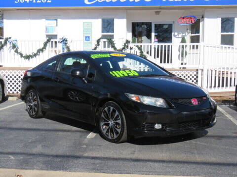 2013 Honda Civic for sale at Colbert's Auto Outlet in Hickory NC