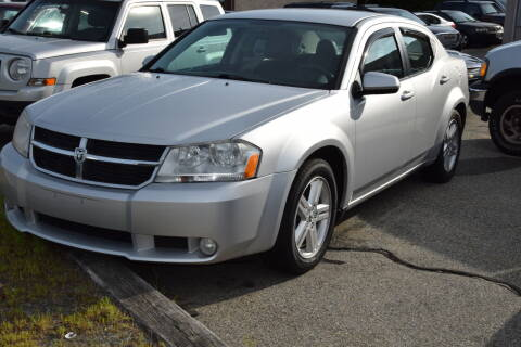 2010 Dodge Avenger for sale at Portsmouth Auto Sales & Repair in Portsmouth RI