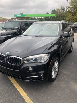 2014 BMW X5 for sale at BRYANT AUTO SALES in Bryant AR