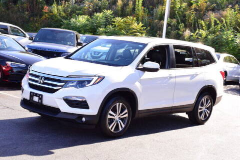 2018 Honda Pilot for sale at Automall Collection in Peabody MA