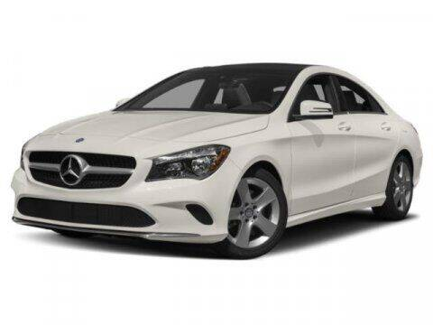 2019 Mercedes-Benz CLA for sale at Auto Finance of Raleigh in Raleigh NC