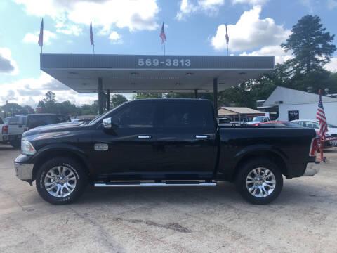 2013 RAM Ram Pickup 1500 for sale at BOB SMITH AUTO SALES in Mineola TX