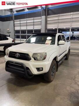 2014 Toyota Tacoma for sale at Stephen Wade Pre-Owned Supercenter in Saint George UT