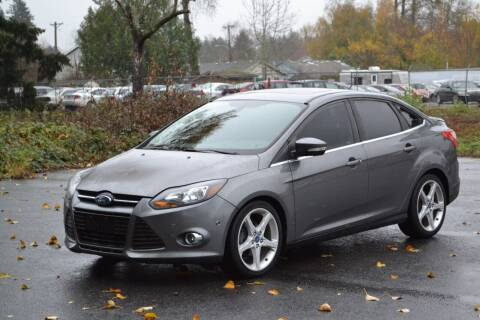 2012 Ford Focus for sale at Skyline Motors Auto Sales in Tacoma WA