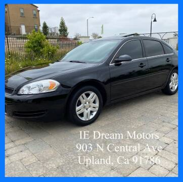 2015 Chevrolet Impala Limited for sale at IE Dream Motors-Upland in Upland CA