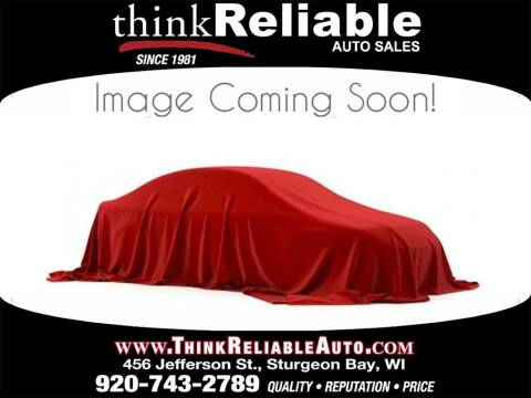 2010 Buick LaCrosse for sale at RELIABLE AUTOMOBILE SALES, INC in Sturgeon Bay WI