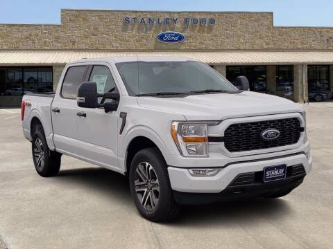 2021 Ford F-150 for sale at STANLEY FORD ANDREWS in Andrews TX