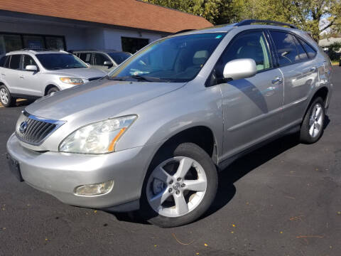 2008 Lexus RX 350 for sale at Cedar Auto Group LLC in Akron OH